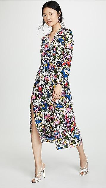 RIXO Camellia 连衣裙