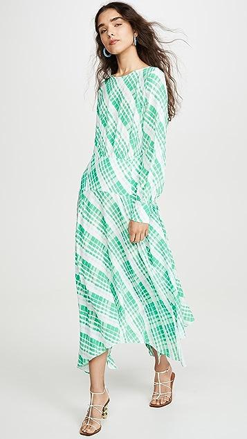 RIXO Elsa 连衣裙