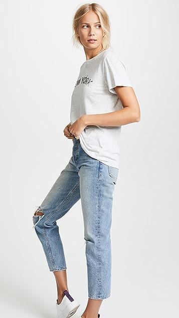 Rebecca Minkoff Delaney NY T 恤