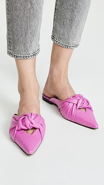 Rebecca Minkoff Coretta 尖头穆勒鞋
