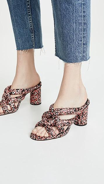 Rebecca Minkoff Amandine 绑带穆勒鞋