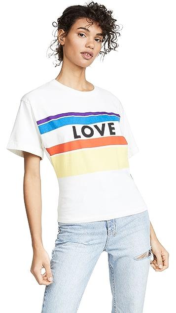 Rebecca Minkoff Love Stripe Cydney T 恤
