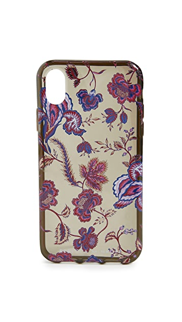 Rebecca Minkoff Hypnotic Floral iPhone XR 手机壳