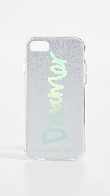 Rebecca Minkoff Glitter Dreamer iPhone 7 / 8 手机壳