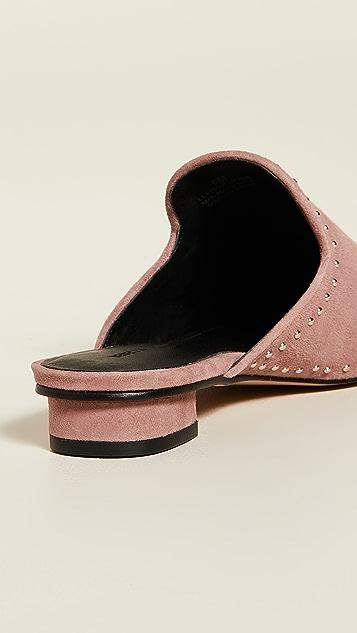 Rebecca Minkoff Chamille 铆钉穆勒鞋