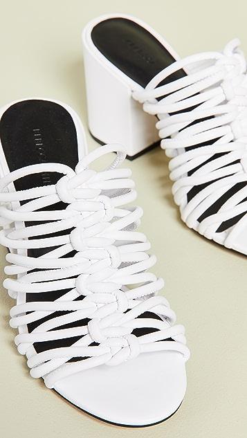 Rebecca Minkoff Calanthe 系带穆勒鞋