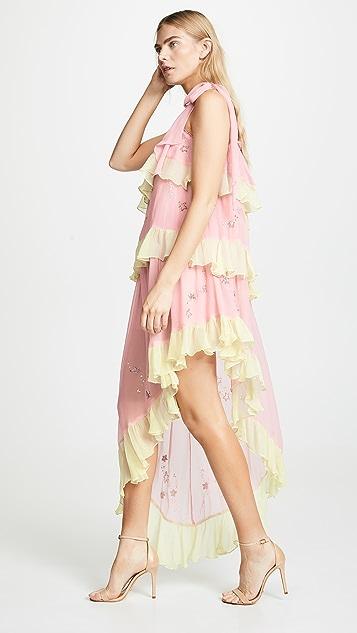 ROCOCO SAND Star Light 单肩连衣裙