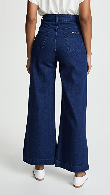 Rolla's 水手风牛仔裤