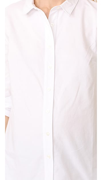 Rosie Pope 经典孕妇装衬衣