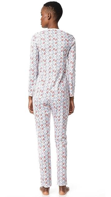 Roller Rabbit Lanipoo 睡衣套装