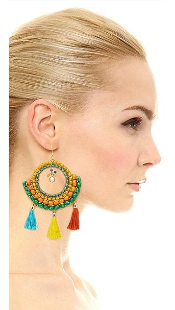 Rosantica Merida 耳环