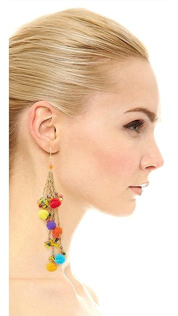Rosantica Cancun 耳环