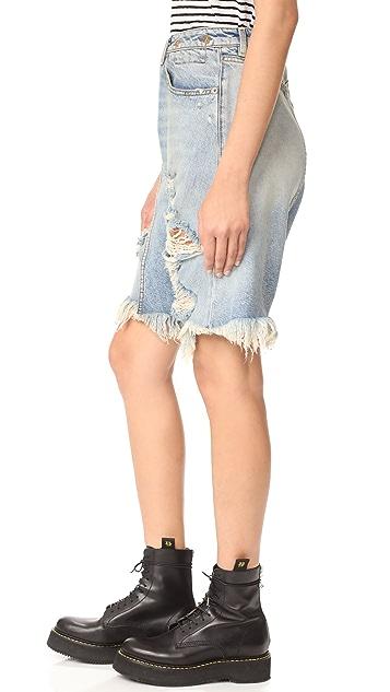 R13 Twister 短裤