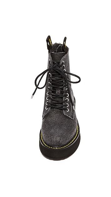 R13 帆布叠层靴子