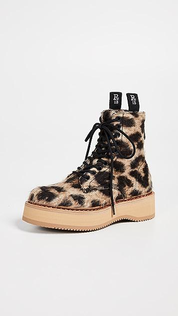 R13 Single Stack 靴子