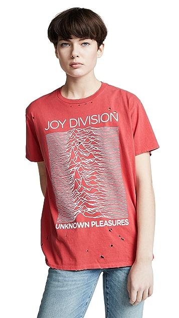 R13 Joy Division Boy T 恤