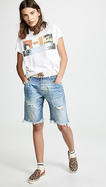 R13 Surf 短裤