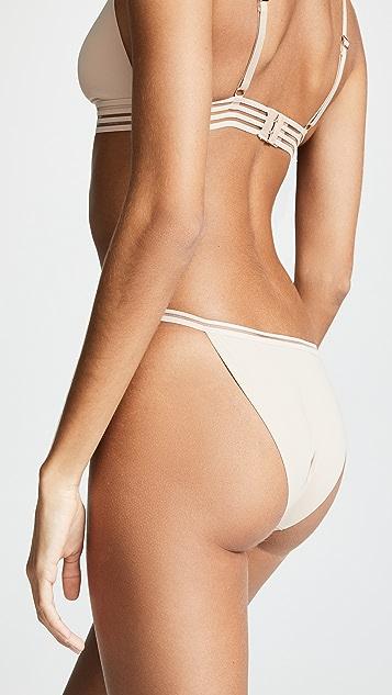 Real Underwear Fusion 超细纤维比基尼短裤 2 条装
