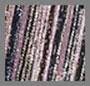 粉色金属元素条纹