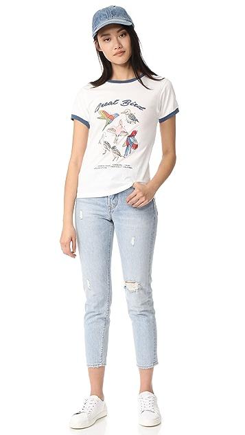 Ryder Great Bird T 恤
