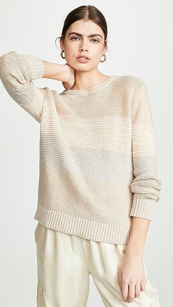 Sablyn 秋日风格条纹毛衣