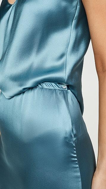 Sablyn Xander 蕾丝镶边半身裙