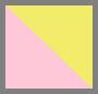 淡黄绿色/粉色/南瓜黄/棕色