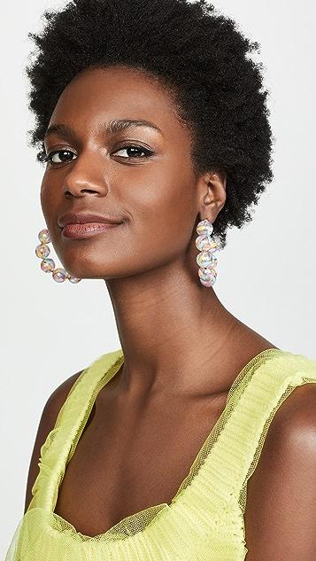 Susan Alexandra 泡泡圈式耳环