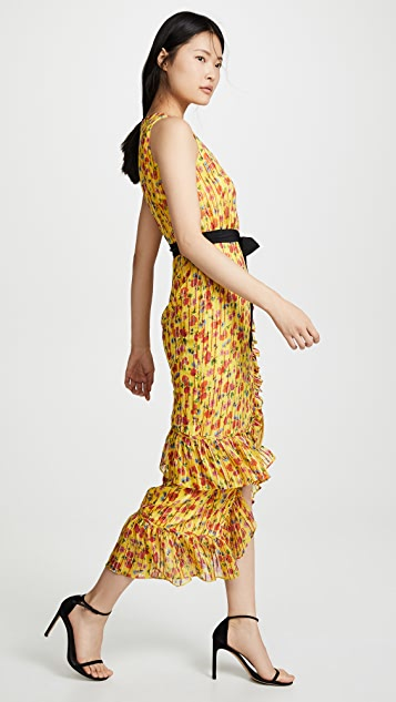 Saloni Rosalind 连衣裙