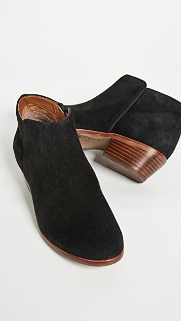 Sam Edelman Petty 绒面革短靴