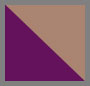 棕色 / 紫罗兰色