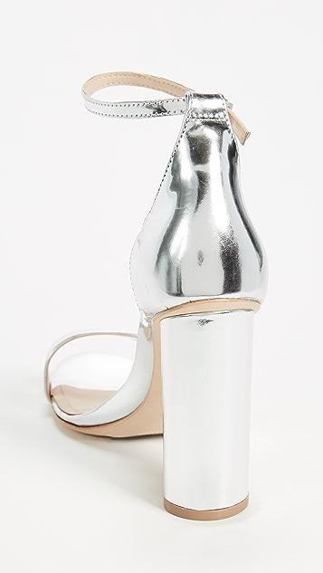 Schutz Jeannine 粗跟凉鞋