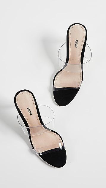 Schutz Ariella 系带凉鞋