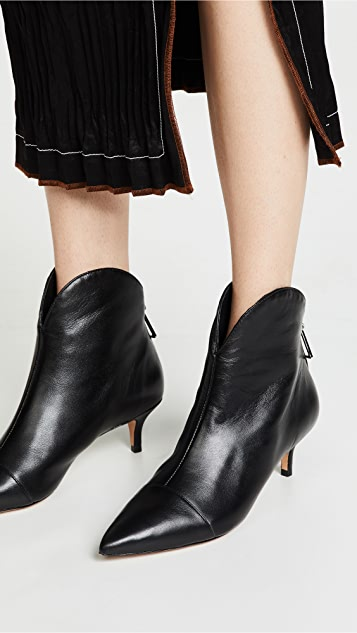 Schutz Rosyen 尖头短靴