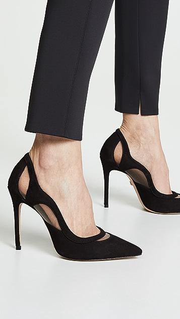 Schutz Poliany 尖头浅口鞋