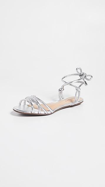 Schutz Eugenie 系带凉鞋