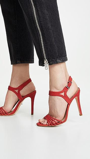 Schutz Brioca 绑带凉鞋