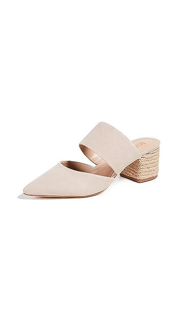 Schutz Deliana 尖头穆勒鞋