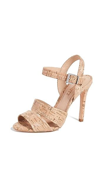 Schutz Gwen 脚踝绑带凉鞋