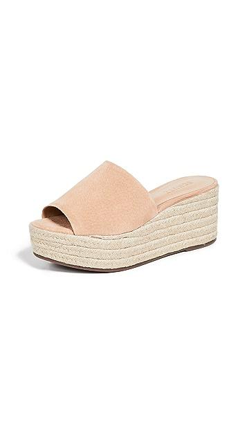 Schutz Thalia 厚底编织鞋