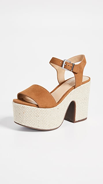 Schutz Glorya 厚底凉鞋