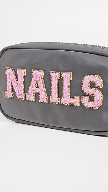 石质苜蓿巷 Nails 小号手包