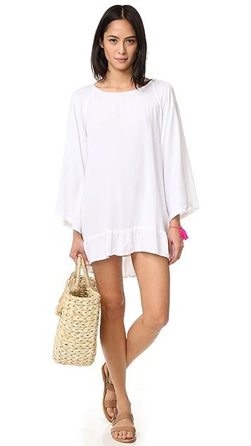 SUNDRESS Indiana 短款海滩风连衣裙
