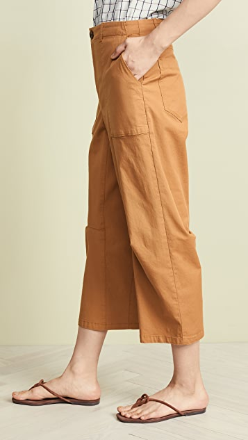 Sea Tinley 休闲斜纹裤