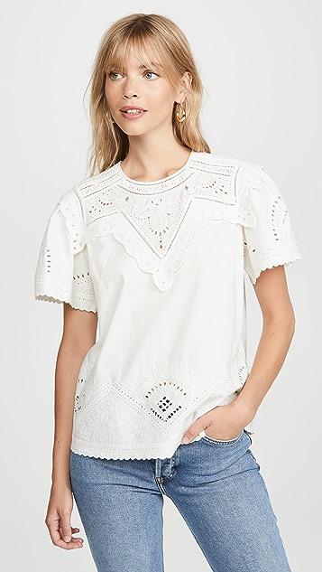 Sea Agatha 女式衬衫
