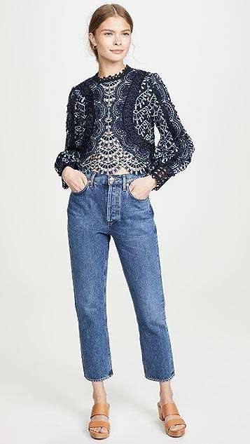 Sea Rosalie 长袖女式衬衫