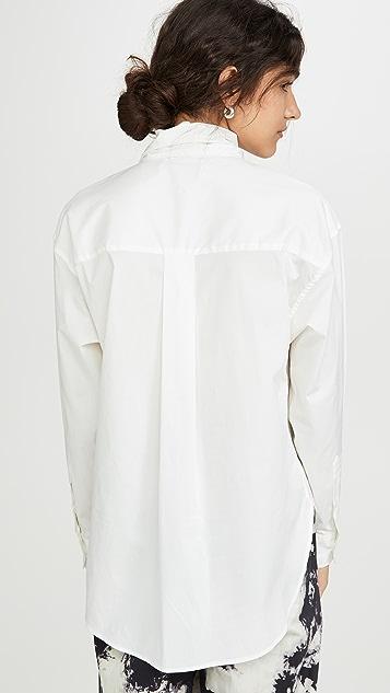 Sea Louise 领带女衫