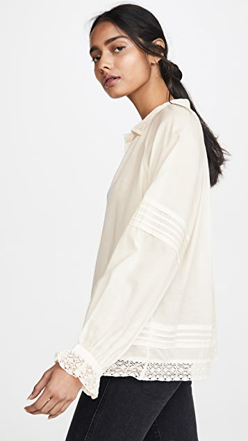 Sea Viola 女式衬衫