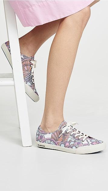 SeaVees Trina Turk Monterey 运动鞋