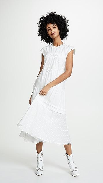 See by Chloé 长衫式连衣裙